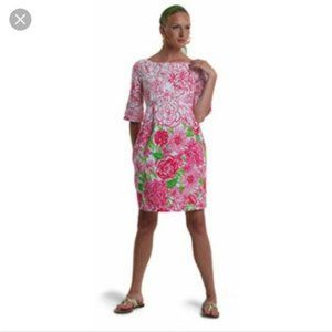 Lilly Pulitzer Livie Color by Numbers Dress NWT 6